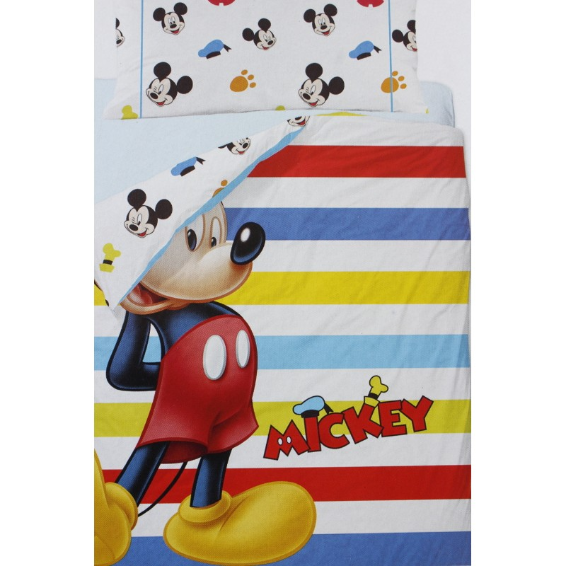 Funda Nordica Mickey Y Minnie Beso.Comprar Fundas Nordicas Mickey Mouse