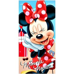 toalla minnie mouse rebajas