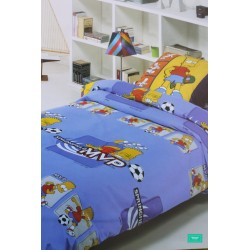 venta on line funda nordica simpsons
