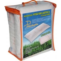 Almohada viscoelástica transpirable de calidad