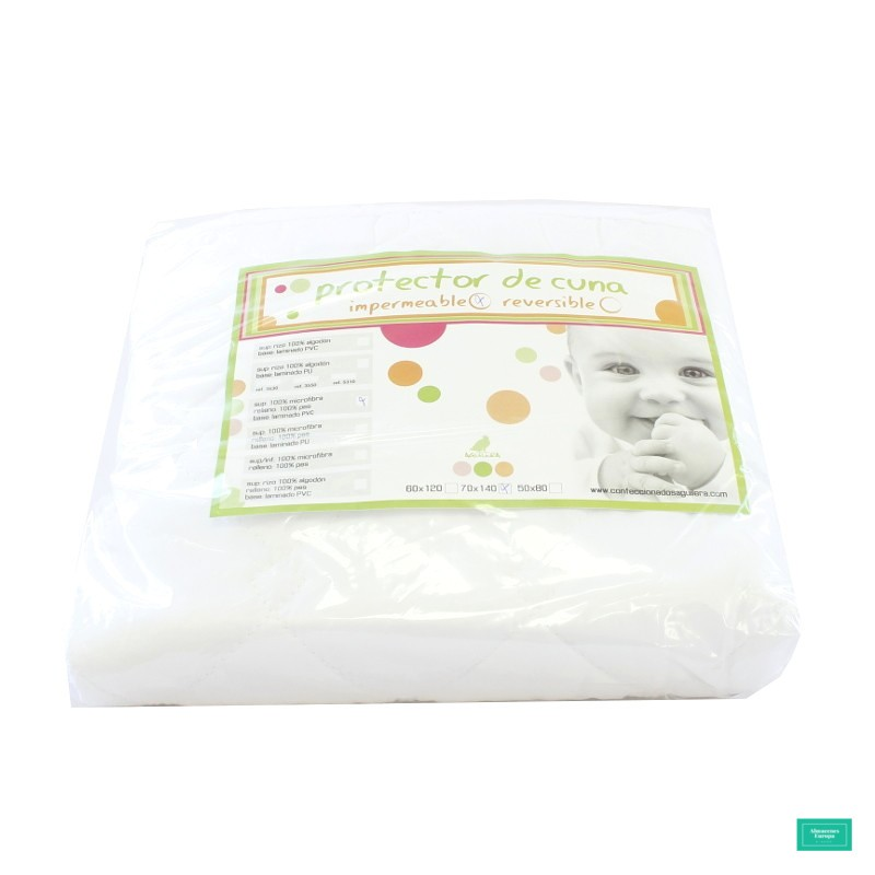 venta on line protectores impermeables para cuna