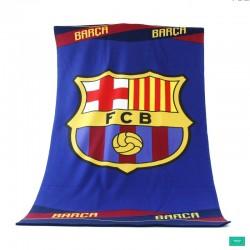 toalla fc barcelona con descuento