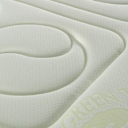 colchon fabricado con tejidos extraidos de planta de te