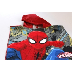 venta on line poncho spiderman